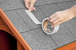 Risse in dachpappe abdichten