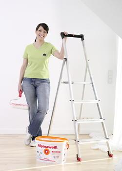 die richtige menge wandfarbe kaufen bauen renovieren. Black Bedroom Furniture Sets. Home Design Ideas
