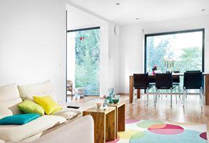 hauserweiterung anbau an einem tag bauen renovieren news f r heimwerker. Black Bedroom Furniture Sets. Home Design Ideas