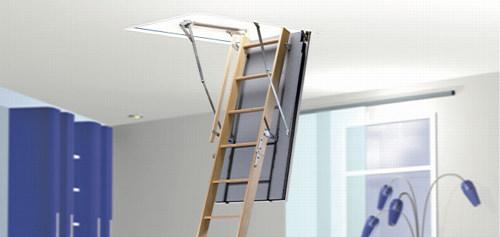 d mmung bodentreppe nicht vergessen bauen renovieren news f r heimwerker. Black Bedroom Furniture Sets. Home Design Ideas