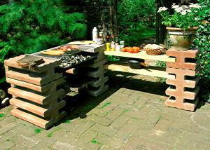 grillecke im garten anlegen – godsriddle, Gartengestaltung