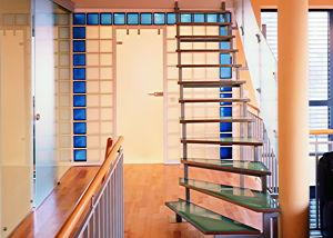 energiesparende glassteine bauen renovieren news f r. Black Bedroom Furniture Sets. Home Design Ideas