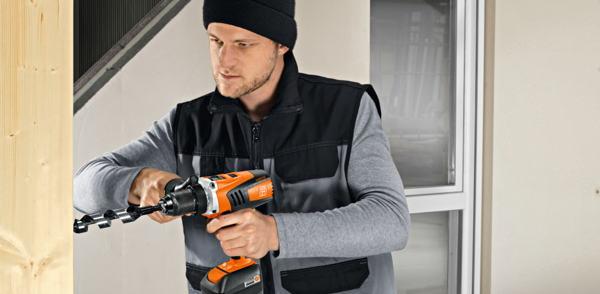f nf neue akkuschrauber von fein werkzeug technik news f r heimwerker. Black Bedroom Furniture Sets. Home Design Ideas