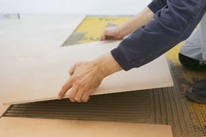 Fußboden Ohne Estrich ~ Ohne estrich: 30 mm dicke fußbodenheizung bauen & renovieren