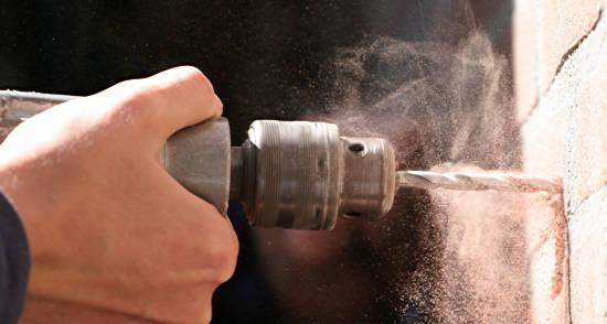 Bohren vorsicht heizungsrohre bauen renovieren - Kabel durch wand bohren ...