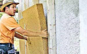 fassaden d mmen mit holzfasern bauen renovieren news f r heimwerker. Black Bedroom Furniture Sets. Home Design Ideas