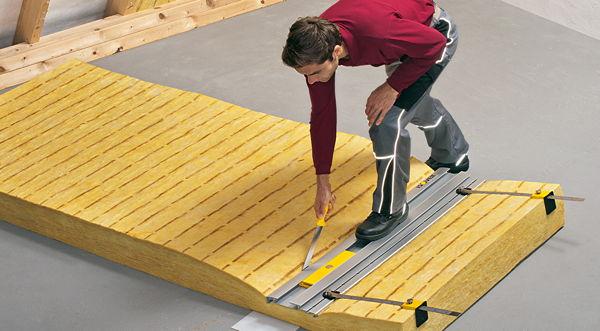 zuschnitt hilfe f r d mmstoffe bauen renovieren news f r heimwerker. Black Bedroom Furniture Sets. Home Design Ideas