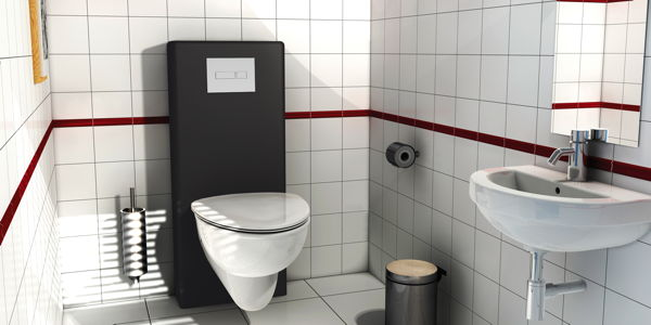 schnellere wc modernisierung bauen renovieren news. Black Bedroom Furniture Sets. Home Design Ideas