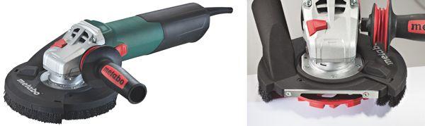 staubfrei trennen und schleifen werkzeug technik news f r heimwerker. Black Bedroom Furniture Sets. Home Design Ideas