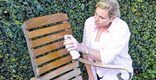 GartenmObel Holz Auffrischen ~ Erste Hilfe Set für Gartenmöbel  Holz  News für Heimwerker