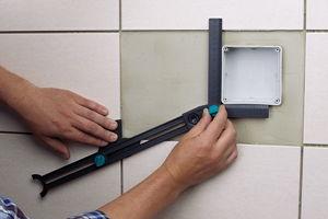 neue fliesenwerkzeuge von wolfcraft werkzeug technik news f r heimwerker. Black Bedroom Furniture Sets. Home Design Ideas