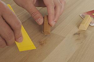 Anleitung Arbeitsplatte Aus Holz Uberarbeiten Und Ausbessern Diy Info