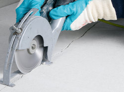 Estrich Risse Reparieren anleitung risse im estrich und in betonböden sanieren diy info