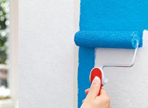 anleitung farbfl chen auf der wand anlegen und abkleben. Black Bedroom Furniture Sets. Home Design Ideas