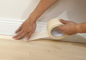 Fußboden Weiß Lackieren ~ Anleitung fußleisten selbst lackieren diy info