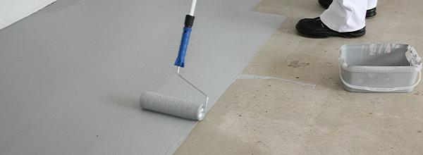 Großartig Anleitung: Garagen-Boden mit Epoxid beschichten | DIY-Info XD63