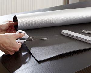 alu d mmung hinter heizk rper klimaanlage und heizung. Black Bedroom Furniture Sets. Home Design Ideas