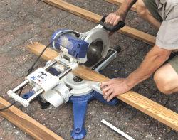 Anleitung Holz Terrasse Selbst Bauen Unterkonstruktion Diy Info