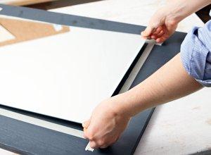 anleitung klapptisch mit integriertem spiegel bauen diy info. Black Bedroom Furniture Sets. Home Design Ideas