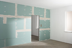 trennwand aus gipskarton bauen anleitung beplankung und. Black Bedroom Furniture Sets. Home Design Ideas
