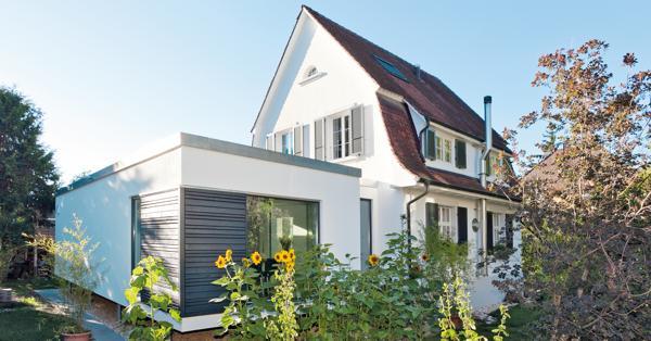 Extrem Hauserweiterung: Anbau an einem Tag | Bauen & Renovieren | News RP89