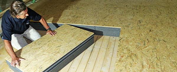 Sehr Dachboden-Dämmung einfach verlegen | Bauen & Renovieren | News für NW43