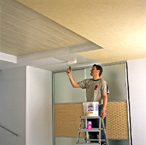Bekannt Vliestapeten an der Decke | Bauen & Renovieren | News für Heimwerker SV29
