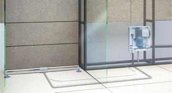 Überall bodengleich duschen | Haustechnik | News für Heimwerker