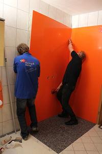 Sehr Schnelle Wandverkleidung füs Bad | Bauen & Renovieren | News für HG57
