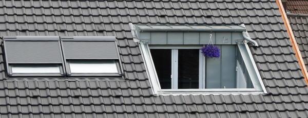 Fabulous Balkon ins Schrägdach einbauen | Bauen & Renovieren | News für QC44