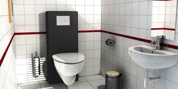 Beliebt Schnellere WC-Modernisierung | Bauen & Renovieren | News für EF15
