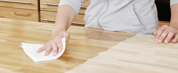 Top Öl-Wachs-Anstrich erhält natürliche Holzoptik | Holz | News für GM53