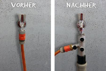 Häufig Systemtrenner: Trinkwasser im Haus schützen | Haustechnik | News UL71