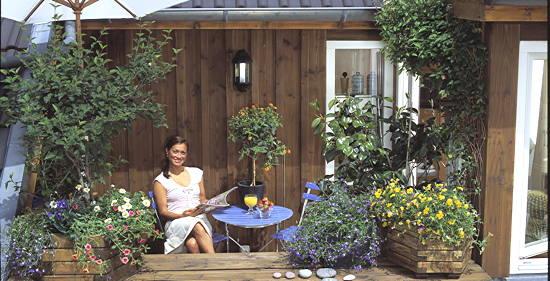 Top Anleitung: Holz-Balkon reinigen und mit Öl behandeln | DIY-Info VG57