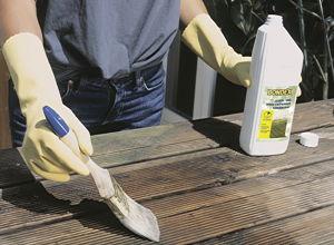 Berühmt Anleitung: Holz-Balkon reinigen und mit Öl behandeln | DIY-Info NK95