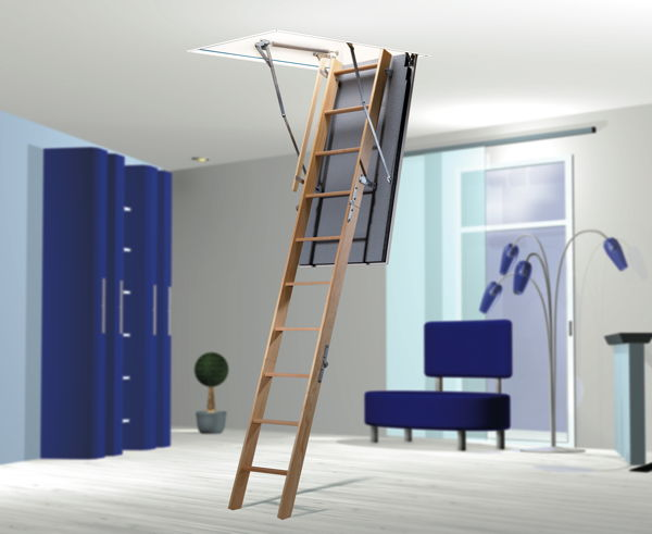 Top Anleitung: Gedämmte Bodentreppe einbauen | DIY-Info XO19