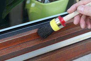 Hervorragend Anleitung: Fenster-Rahmen neu anstreichen | DIY-Info UC99