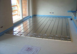 Gut gemocht Anleitung: Fußbodenheizung selbst verlegen | DIY-Info UX45