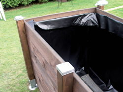 anleitung hochbeet bauen diy info. Black Bedroom Furniture Sets. Home Design Ideas