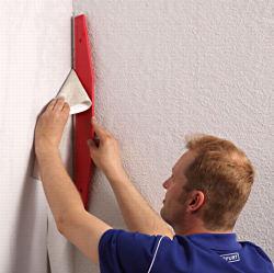 Bevorzugt Anleitung: Raufaser richtig tapezieren   DIY-Info EZ86