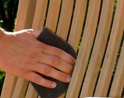 Anleitung Gartenmöbel Aus Teak Auffrischen Diy Info