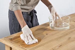 Gut gemocht Anleitung: Esstisch abbeizen und mit Lacklasur neu streichen | DIY IW41