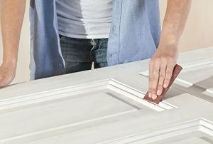 Bevorzugt Anleitung: Tür neu lackieren | DIY-Info ZX41