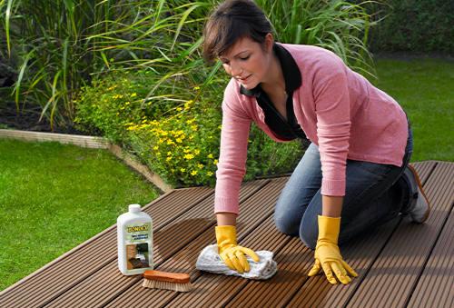 Gut bekannt Anleitung: Terrasse aus WPC reinigen und imprägnieren | DIY-Info WH32